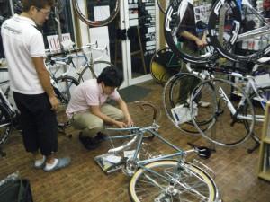 自転車の 丸石自転車 エンペラー : ランドナーで旅する人は、日東 ...