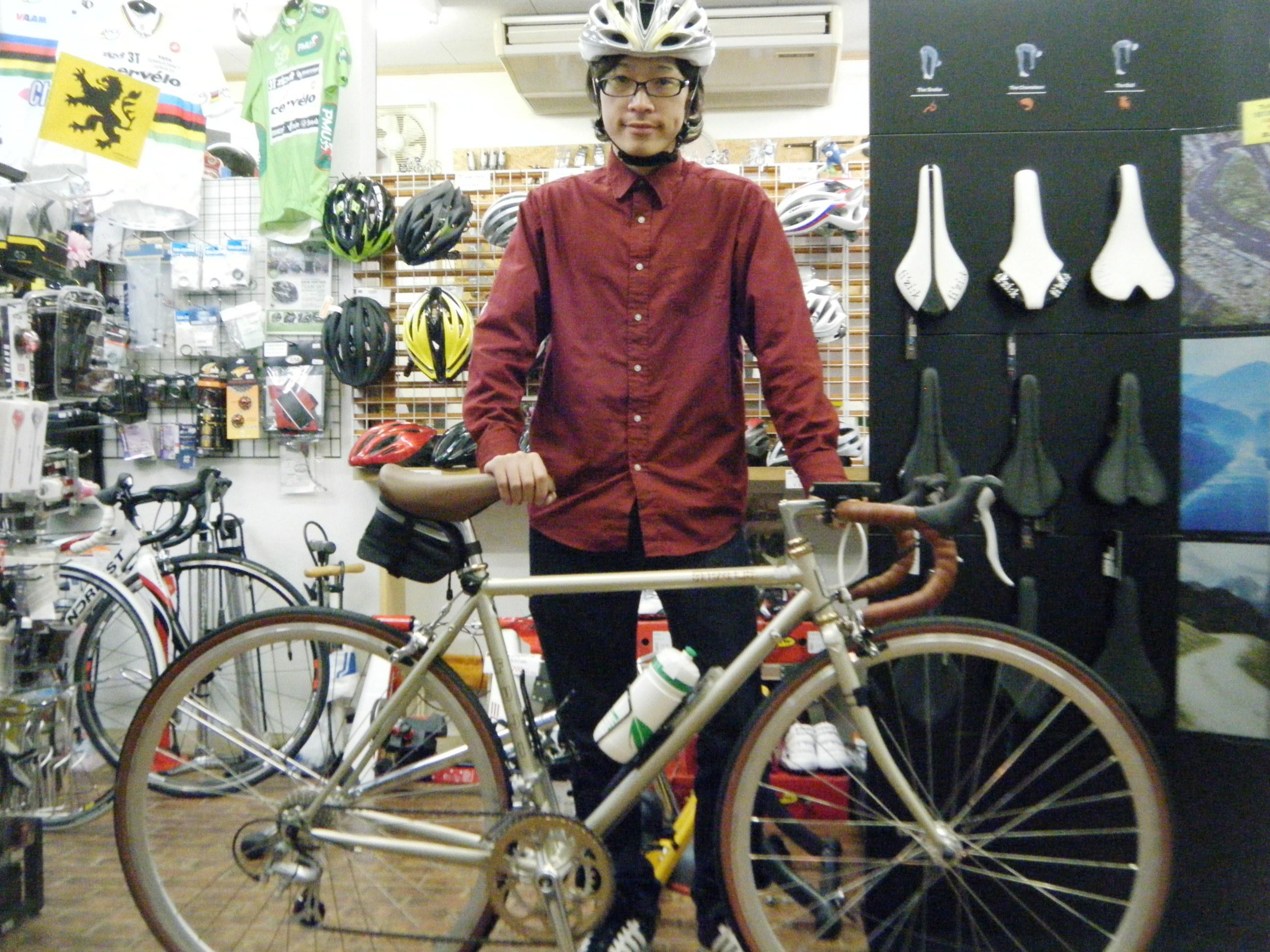 ... 自転車店 Hi-Bike ハイバイク