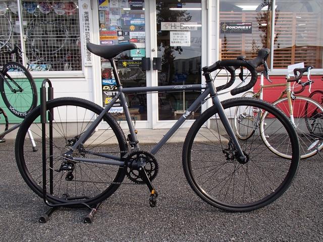 自転車の 自転車 フジ : 新着 FUJI/フジ FEATHER CX+ 2013年 ...