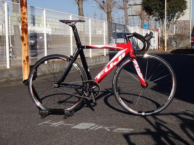 自転車の 自転車 フジ : FUJI TRACK1.1 ¥147,000- (トップ ...